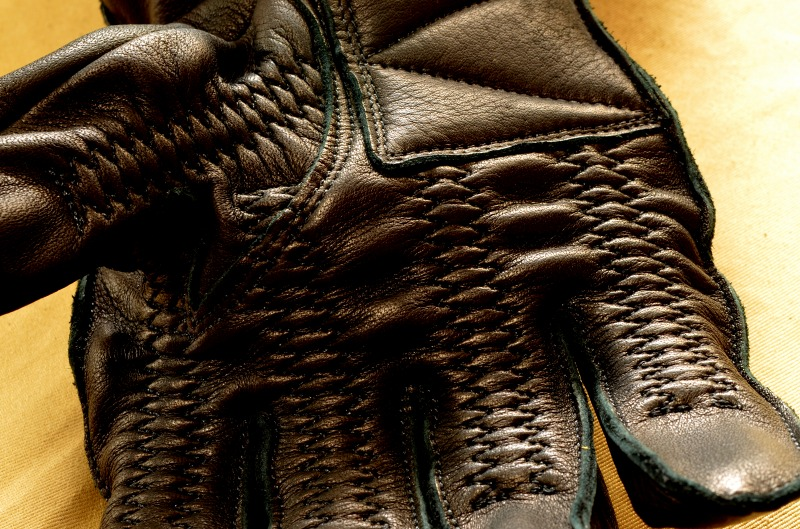 Vintage Motorcycle Glove